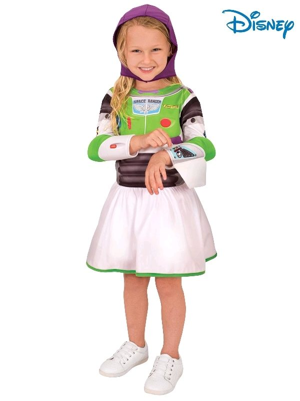 buzz lightyear girl toy story disney child costume sunbury costumes