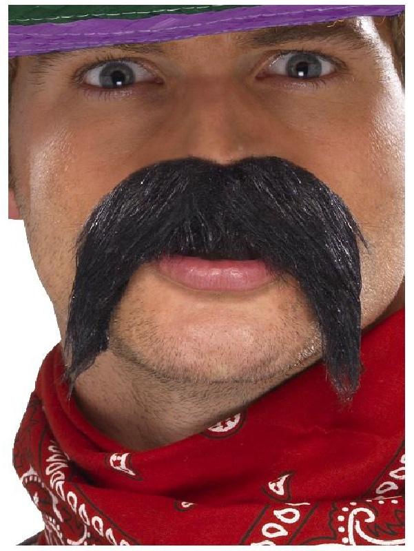 mexican outlander western moustache sunbury costumes
