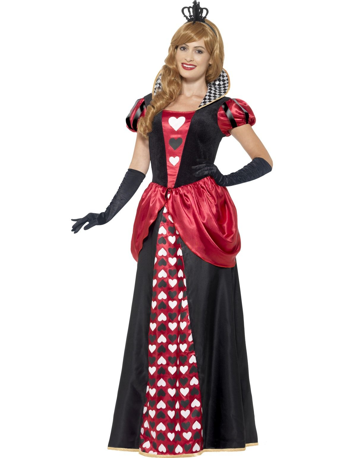 queen of hearts royal red adult costume sunbury costumes