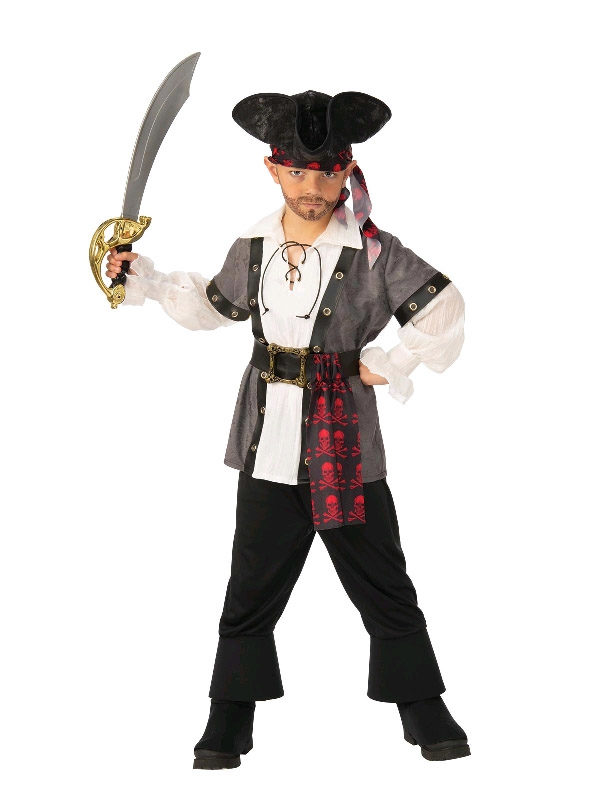 pirate boy child costume rubies deerfield sunbury costumes