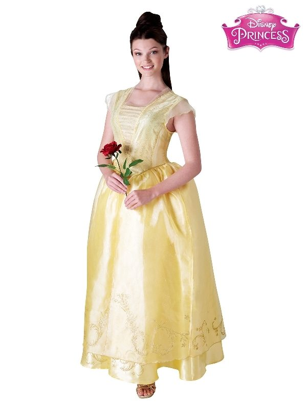 belle beauty and the beast deluxe disney princess costume sunbury costumes