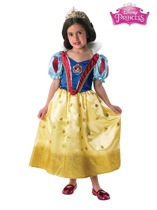 snow white child glitter costume sunbury costumes