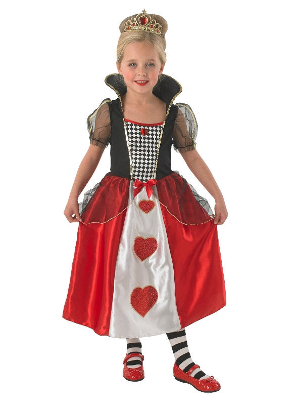 queen of hearts child costume sunbury costumes