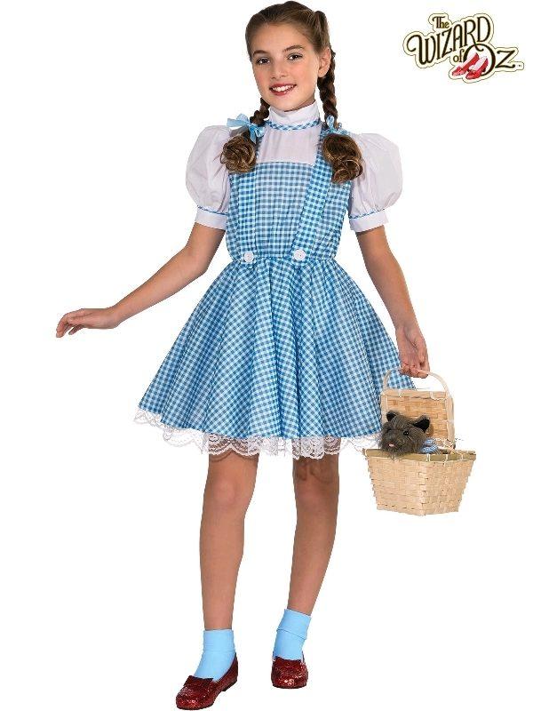 dorothy child deluxe costume wizard of oz sunbury costumes