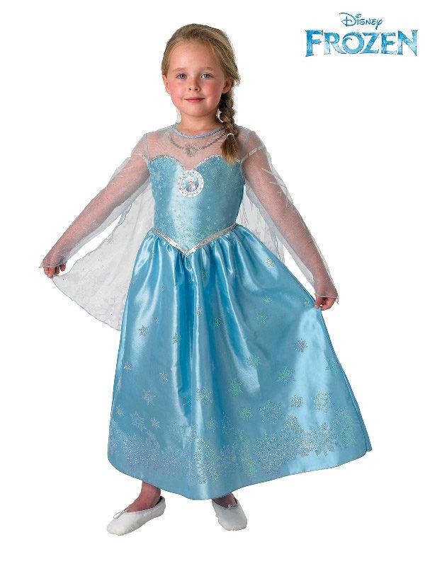 elsa child deluxe costume frozen sunbury costumes