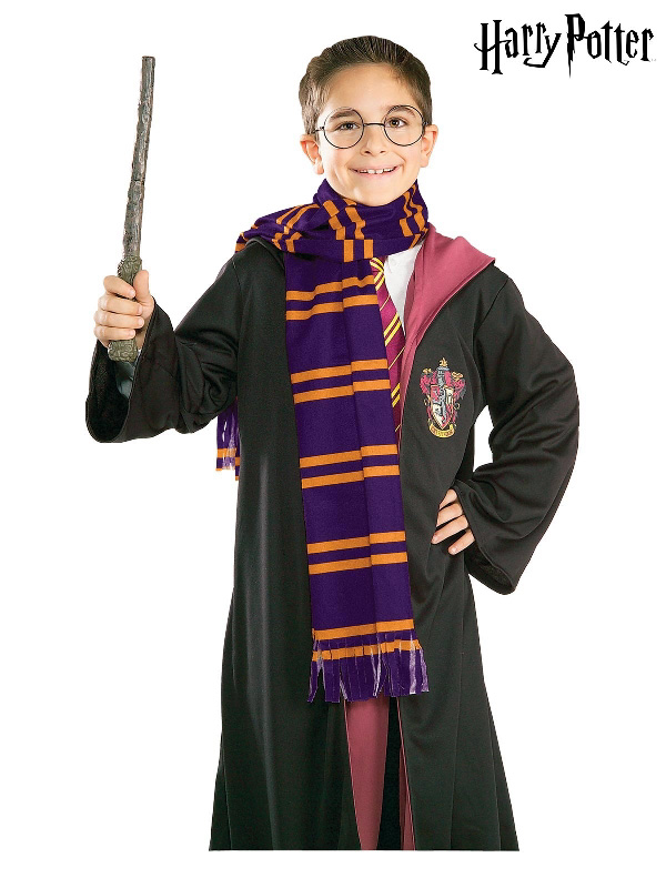 harry potter scarf gryffindor sunbury costumes