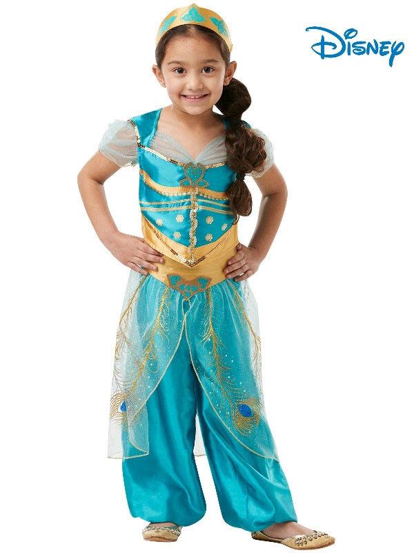 jasmine classic aladdin child disney princess costume sunbury costumes