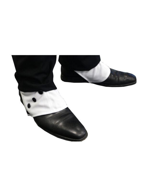 Deluxe Gangster Shoe Spats-v1