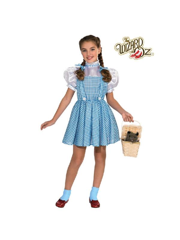 dorothy classic child costume wizard of oz sunbury costumes