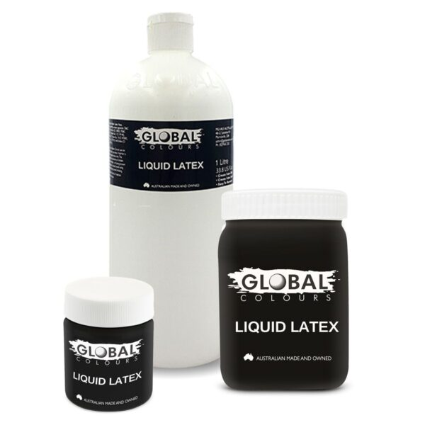 ll2 ll4 ll45 liquid latex make up special fx global colours sunbury costumes