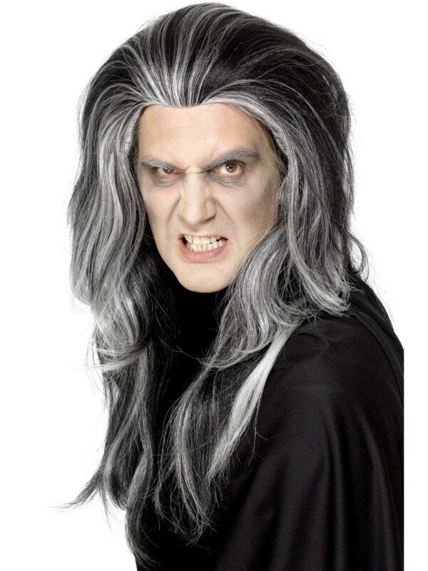 Gothic Vampire wig Sunbury Costumes