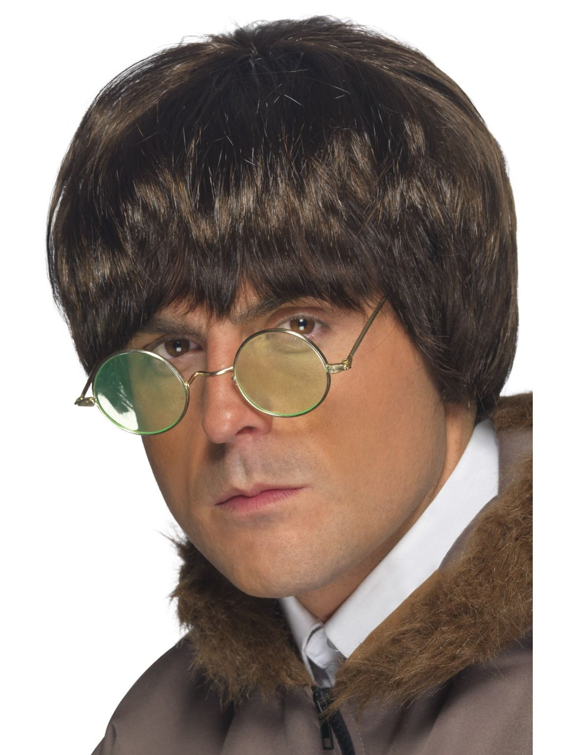 90's Britpop Wig, Boy Band, British Icon Sunbury Costumes