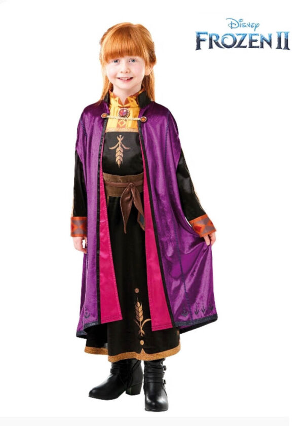 anna frozen 2 duluxe disney costume sunbury costumes