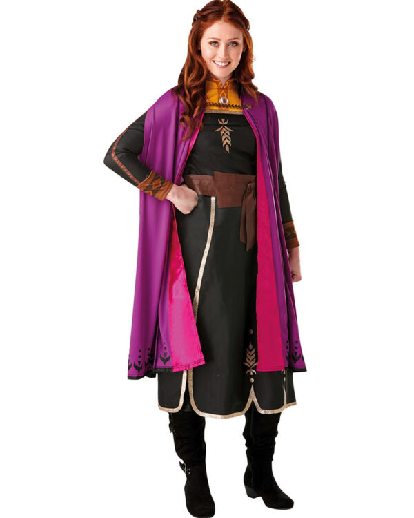 anna frozen 2 deluxe adult disney costume sunbury costumes