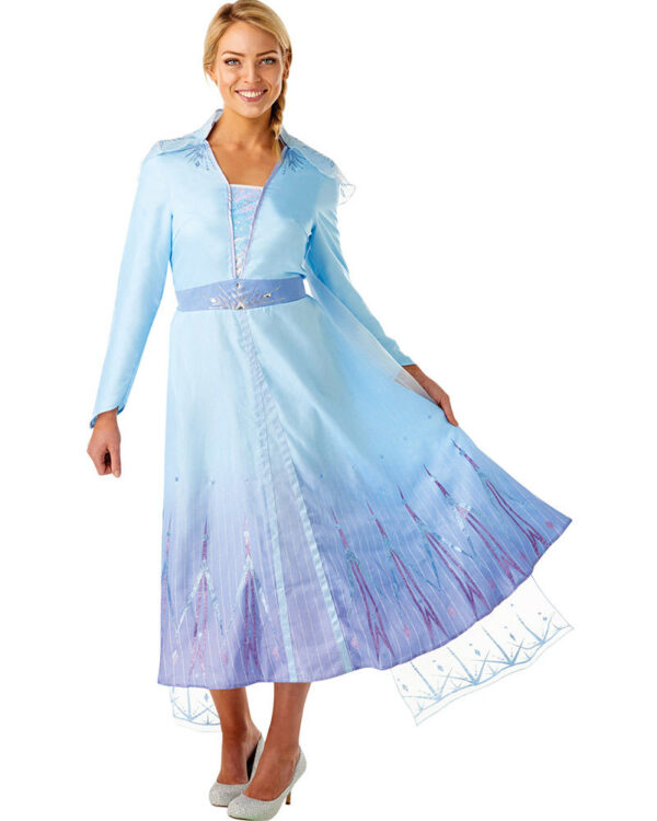 elsa frozen 2 deluxe adult disney costume sunbury costumes