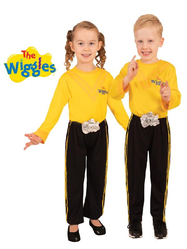 emma wiggle child costume set pants the wiggles sunbury costumes