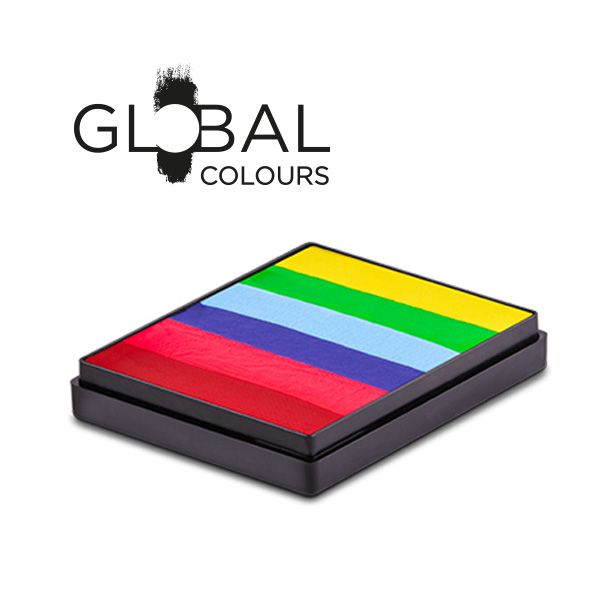 50po positano global colours split cake 50g sunbury costumes