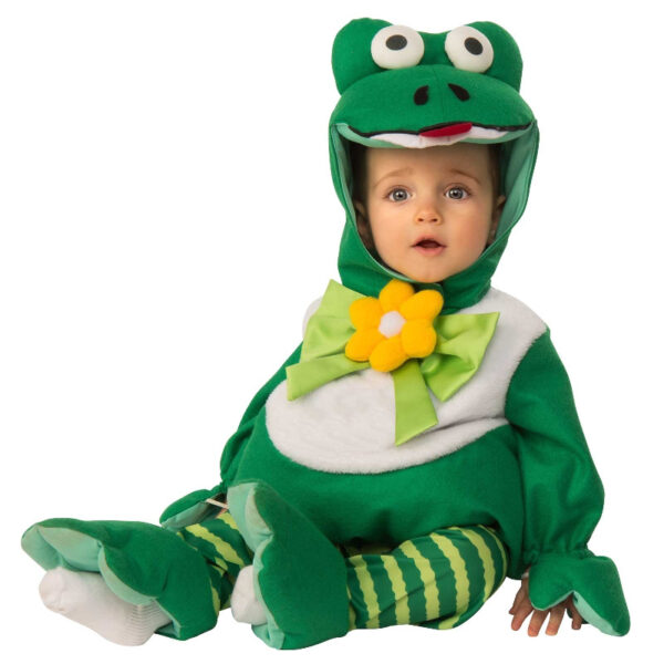 green frog toddler costume animal onesie sunbury costumes