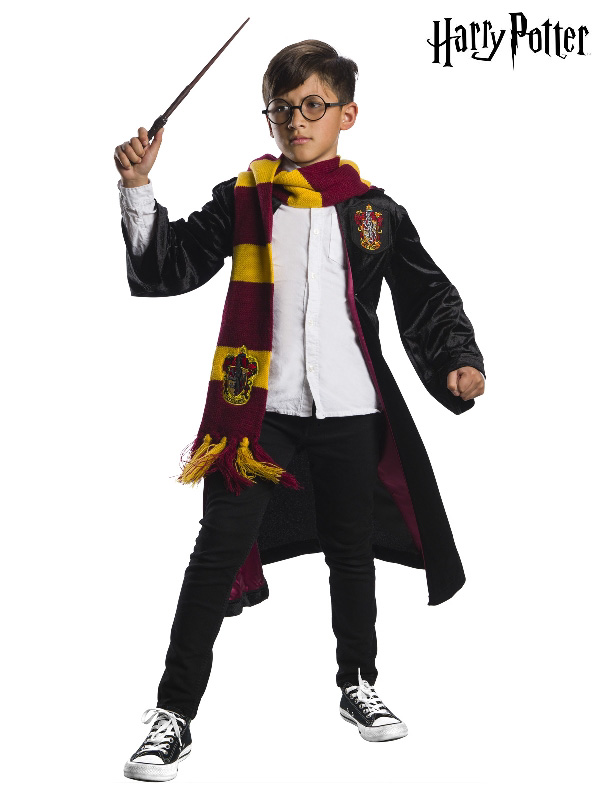 harry potter child robe set gryffindor costume sunbury costumes