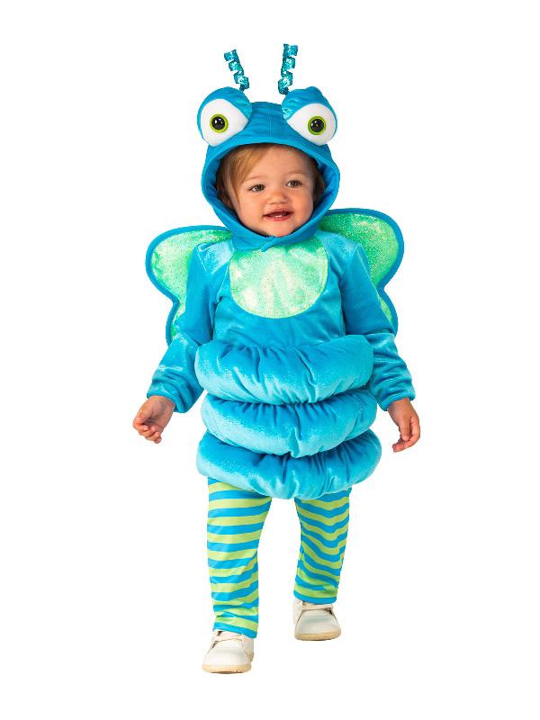 glow worm toddler costume animal onesie sunbury costumes