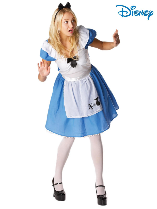 disney alice in wonderland adult costume rubies sunbury costumes