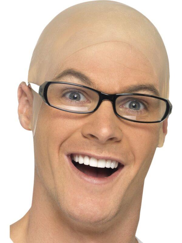 bald skin head smiffys sunbury costumes