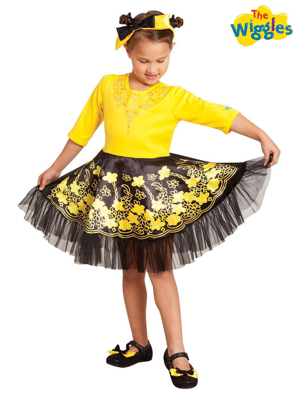 emma wiggle child toddler tutu costume sunbury costumes