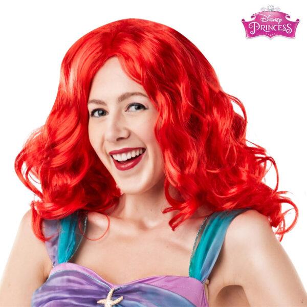 ariel disney adult wig sunbury costumes