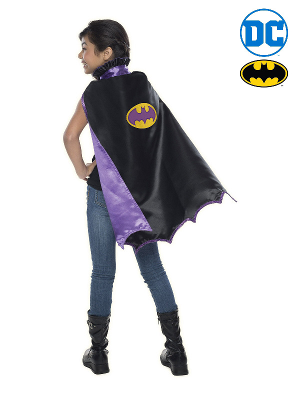 batgirl cape costume sunbury costumes