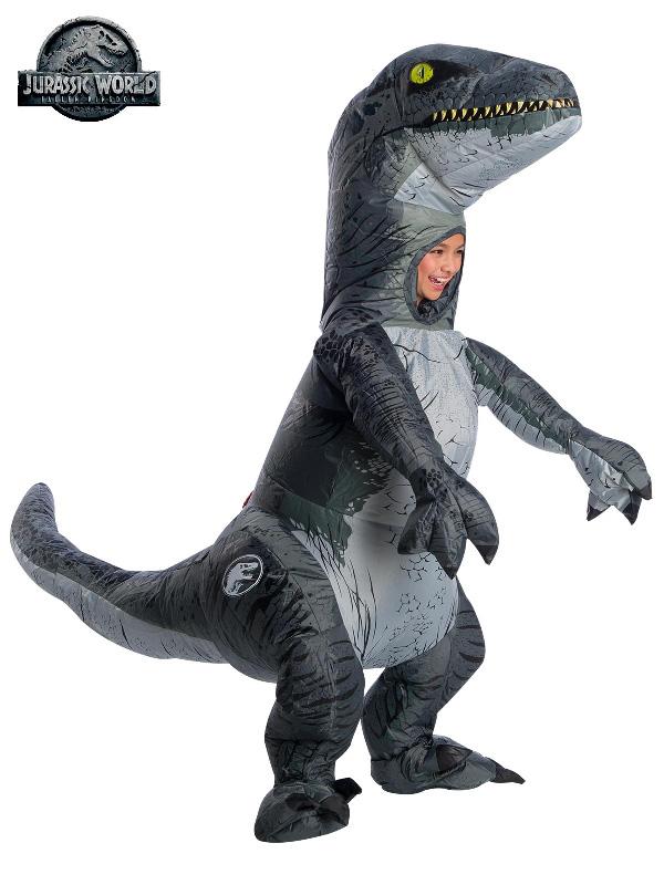 jurassic park inflatable costume sunbury costumes