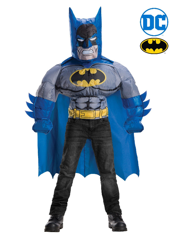batman inflatable costume top sunbury costumes