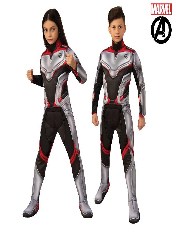 avengers team suit costume unisex child sunbury costumes