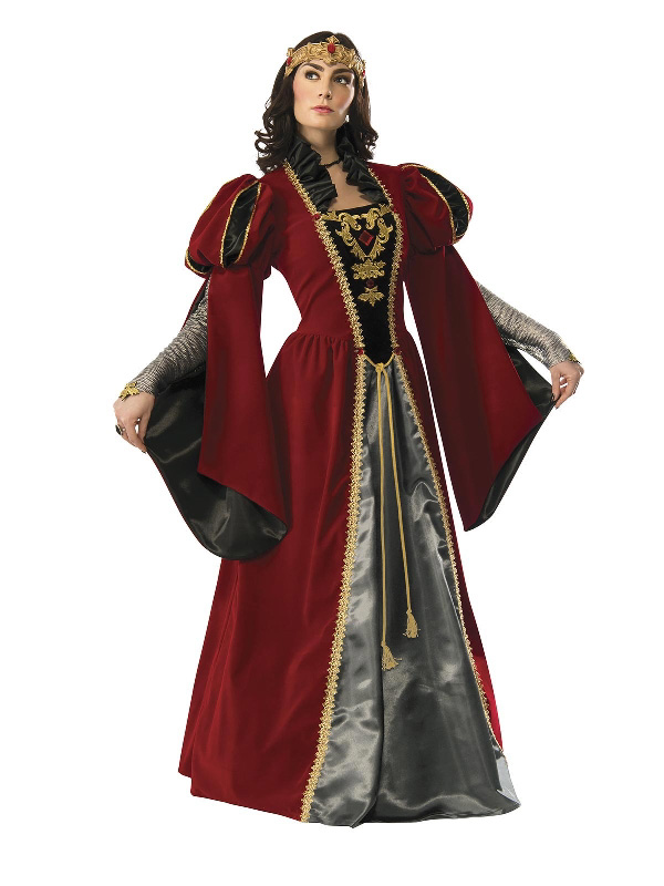 queen anne ladies costume collectors edition sunbury costumes