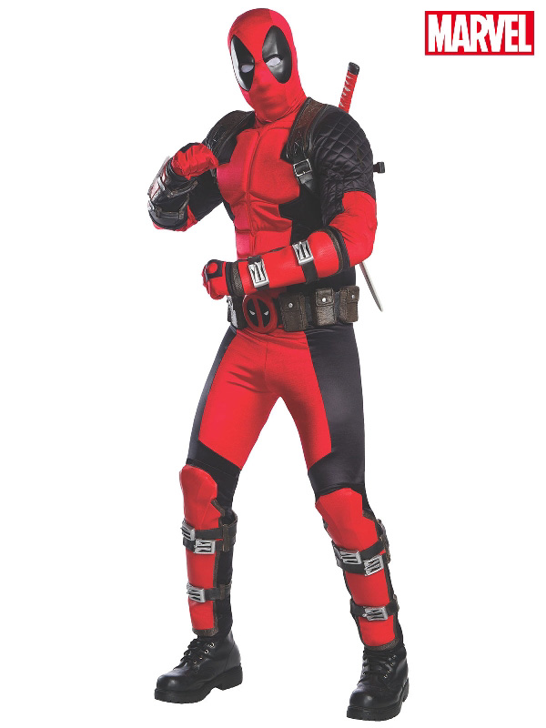 deadpool marvel collectors edition sunbury costumes