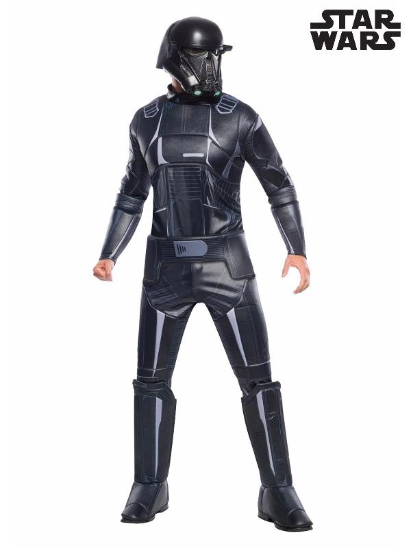 death trooper star wars deluxe adult costume sunbury costumes
