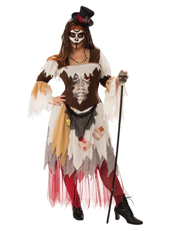 voodoo halloween plus size ladies costume sunbury costumes