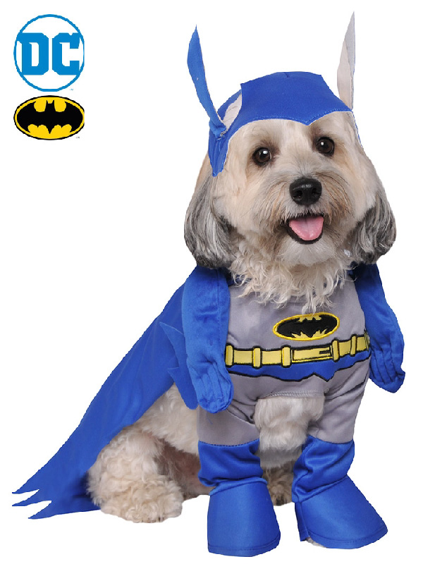 batman dog pet costume dc comics sunbury costumes