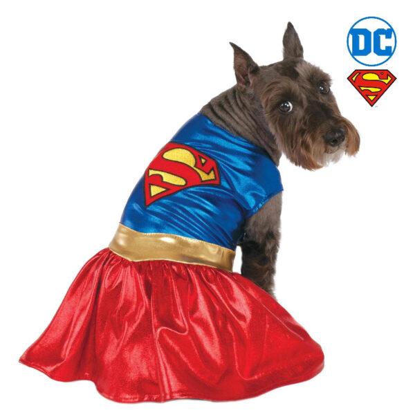 supergirl pet costume sunbury costumes