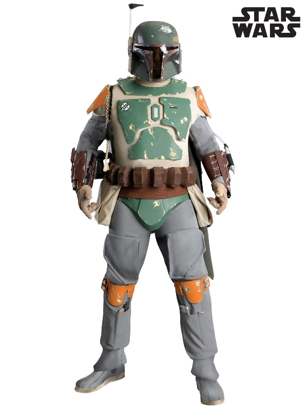 boba fett star wars collectors edition adult costume sunbury costumes