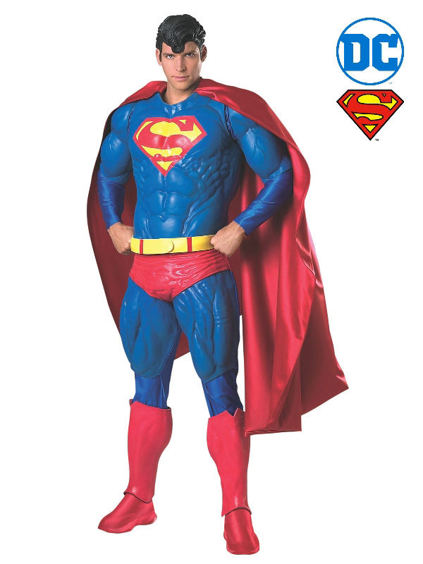 superman dc comics collectors edition sunbury costumes