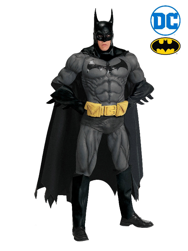 batman dc comics collectors edition adult costume sunbury costumes