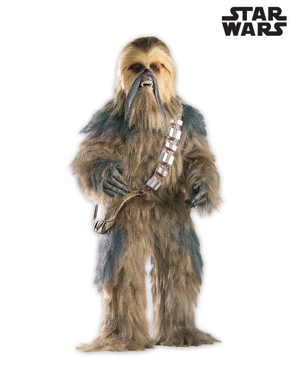 chewbacca star wars collectors edition sunbury costumes