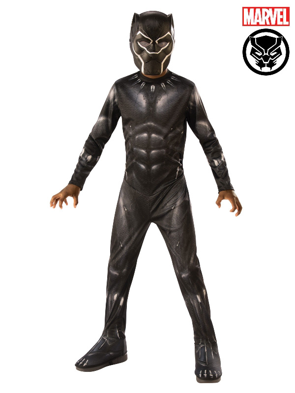marvel black panther classic child costume sunbury costumes