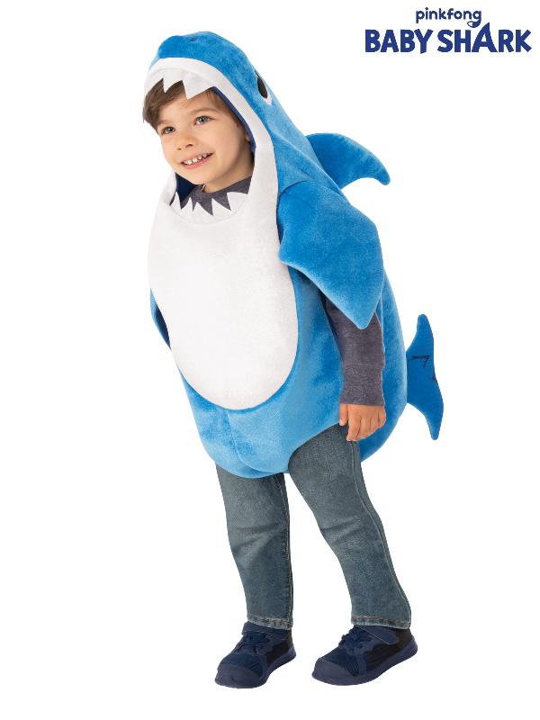 daddy shark blue kids costume sunbury costumes