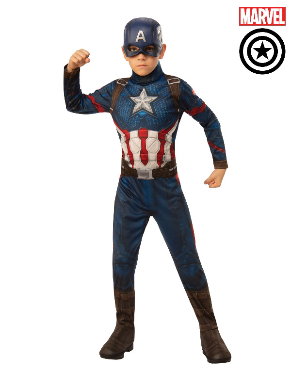 Captain America Avengers Classic Child Costume Sunbury Costumes When earth is caught in the middle of an intergalactic conflict between two alien. captain america avengers classic child costume