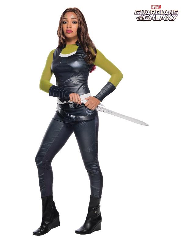 gamora guardians of the galaxy ladies costume sunbury costumes