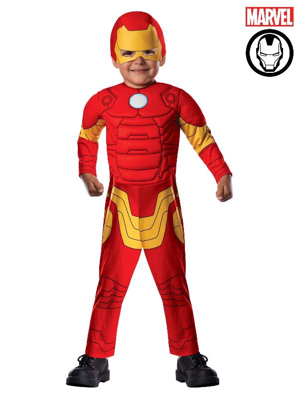 marvel ironman classic toddler costume sunbury costumes