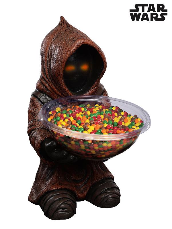 jawa star wars novelty candy bowl accessories sunbury costumes