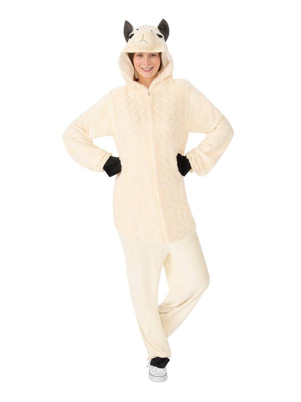 book week llama adult unisex onesie costume sunbury costumes
