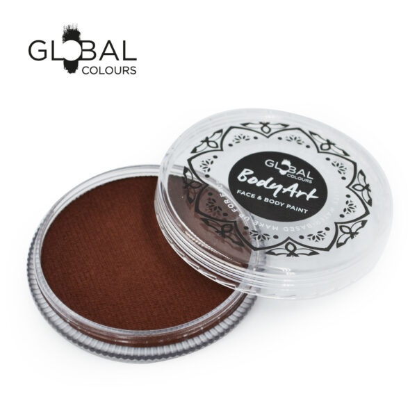 brown rose brown global colours 32g cake sunbury colours